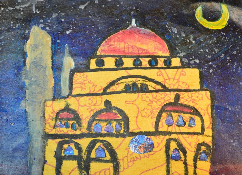 2º Andrea George – Mezquita (Turquía)